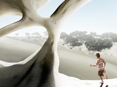 Magnus Larsson: Turning dunes into architecture
