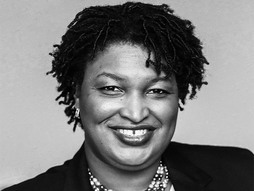 Former Georgia House Democratic Leader Stacey Abrams made history in 2018 when she earned the Democratic nomination for governor of Georgia.
