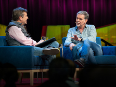 Reed Hastings: How Netflix changed entertainment -- and where it's headed