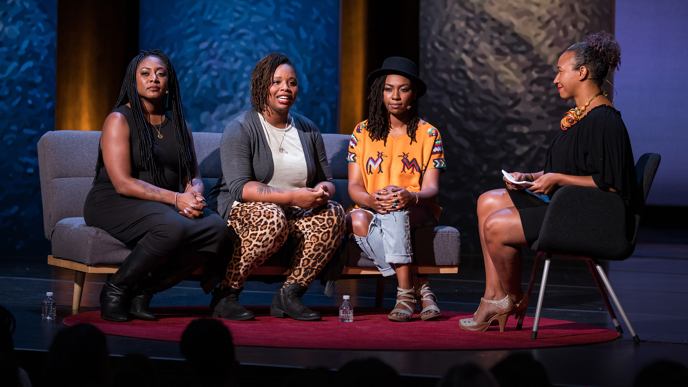 Alicia Garza, Patrisse Cullors, Opal Tometi: An interview with the founders of Black Lives Matter thumbnail