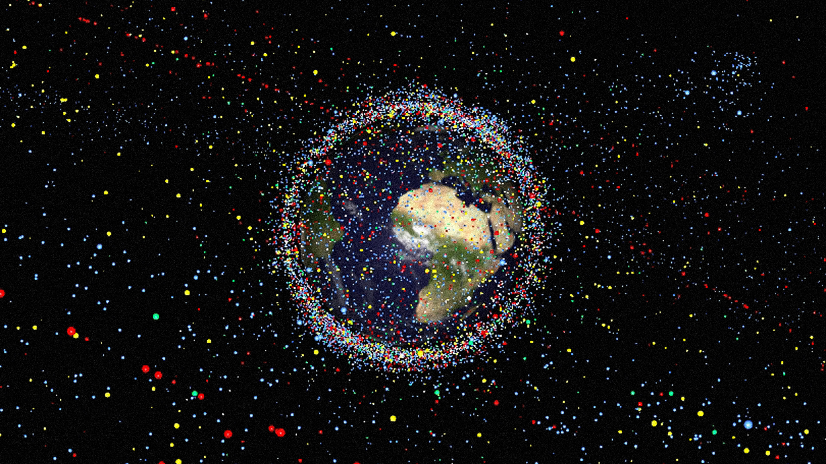 Natalie Panek: Let's clean up the space junk orbiting Earth thumbnail