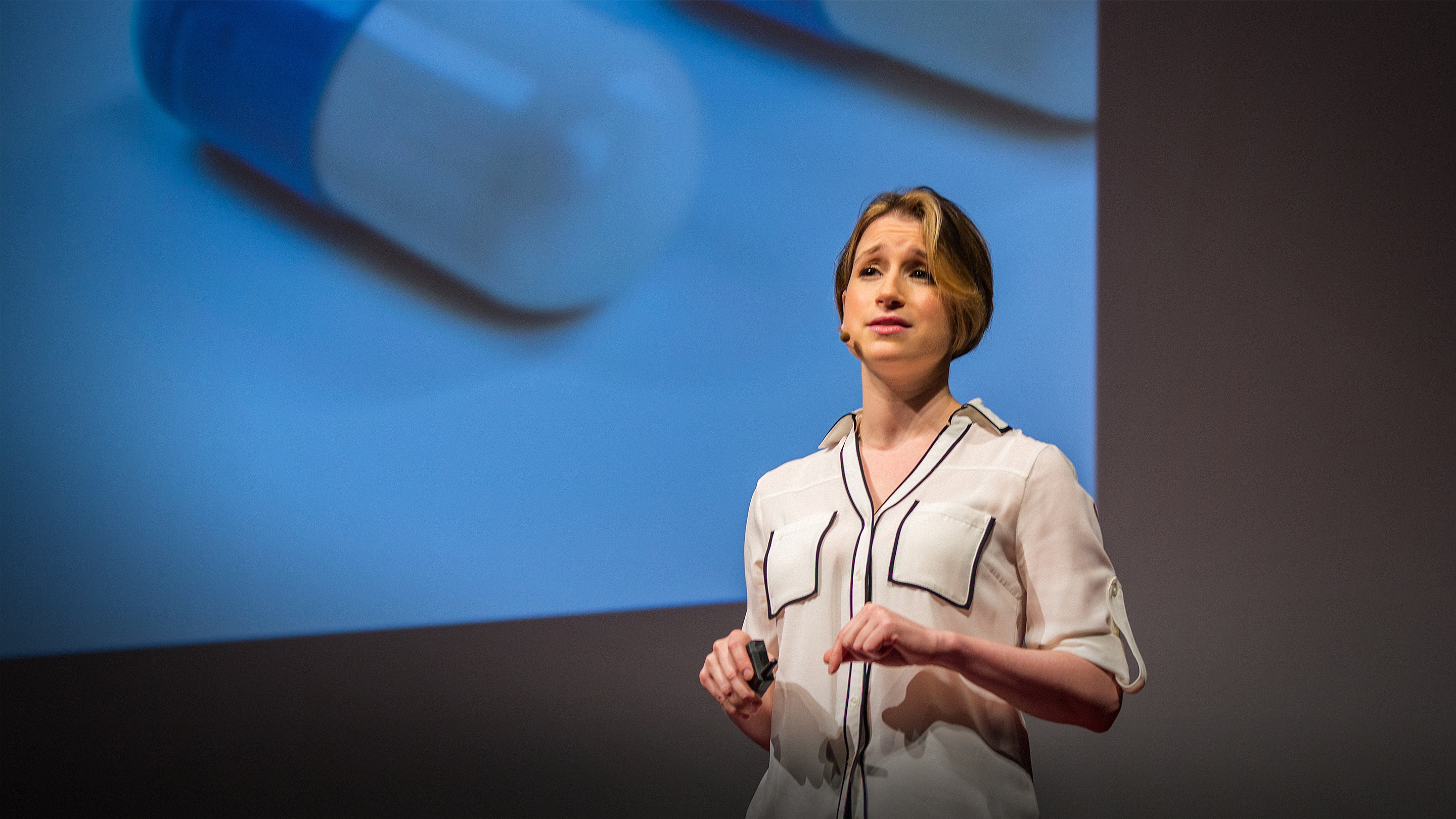 Rebecca Brachman: Could a drug prevent depression and PTSD? thumbnail