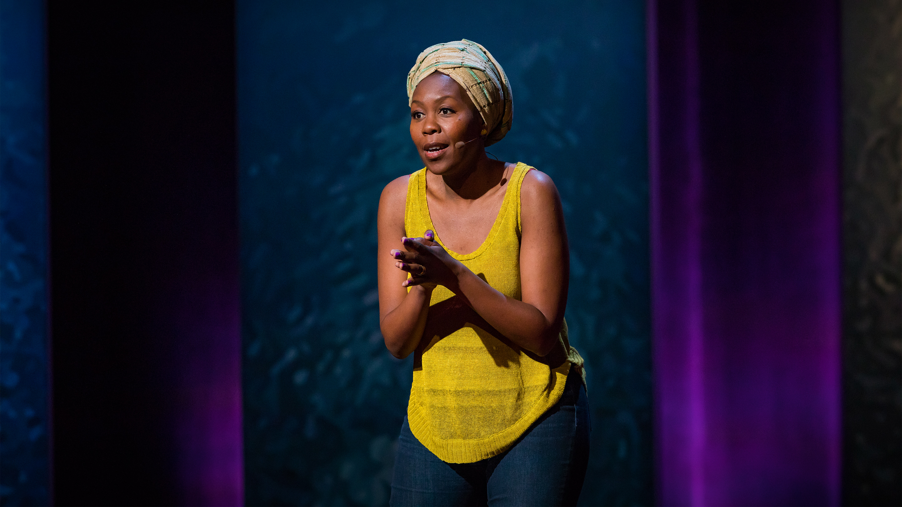 Sisonke Msimang: If a story moves you, act on it thumbnail