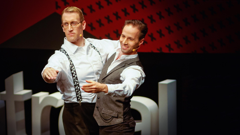 Trevor Copp, Jeff Fox: Ballroom dance that breaks gender roles thumbnail